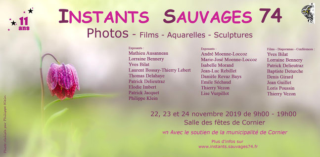 Festival Instants Sauvages